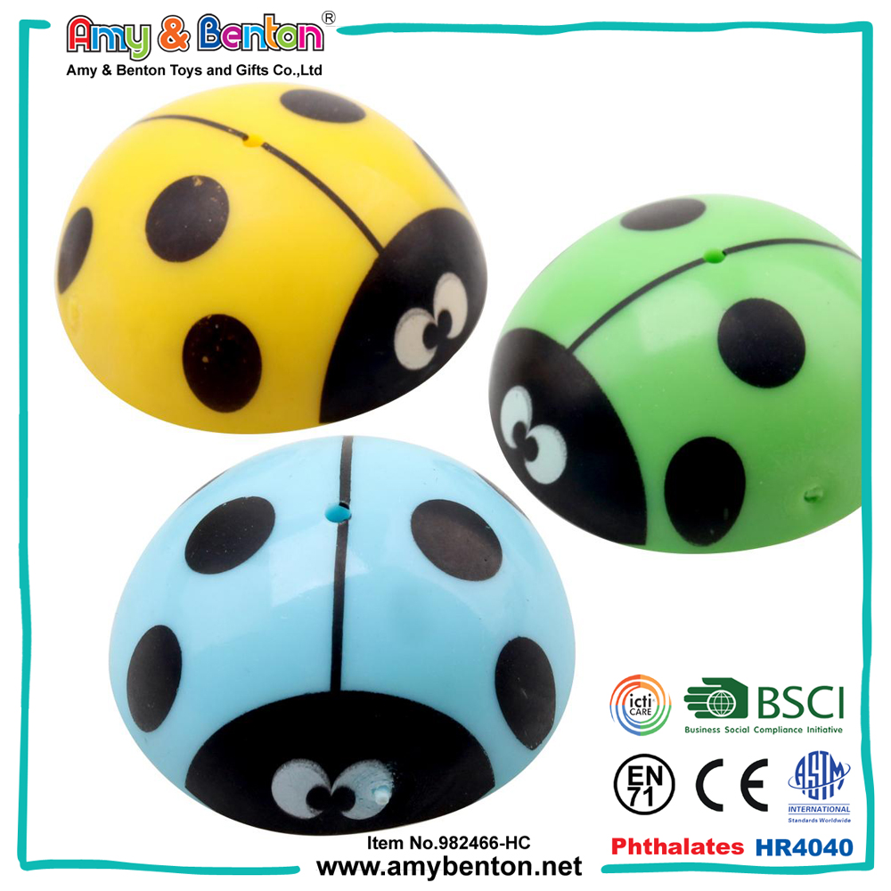 Hot exciting game jumping poppers ball toy for sale