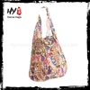 Hot selling rose folding shopping bag with CE certificate