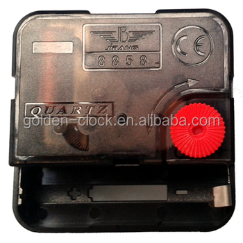 High Quality Sweep Clock Movement Silent Movement Clock Mechanism Clock Engine