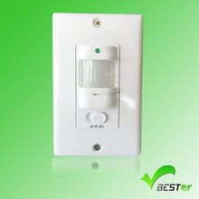 New occupancy on/off/auto infrared motion sensor (BS033C) 110-240V AC