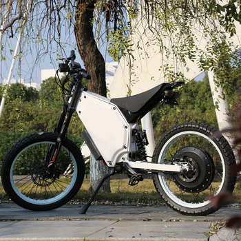 Fastest Electric Bike >> Super Power Electric Bicycle 12000w Stealth Bomber Electric Bike The