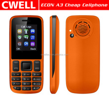 Factory ECON A3 1.8 Inch TFT Screen Low Price GSM China Mobile Phone very low price mobile phone