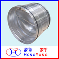 Round Duct Air Damper