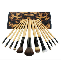 12pcs beauty needs makeup brushes cosmetic powder brush handmade makeup brush set