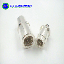 Cnc Machine Pin Connector banana plug sokcet IEC62196 EV charging connectors