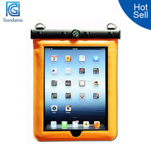 2014 Hot Sale PVC Waterproof Case Waterproof Diving Case for iPad Mini