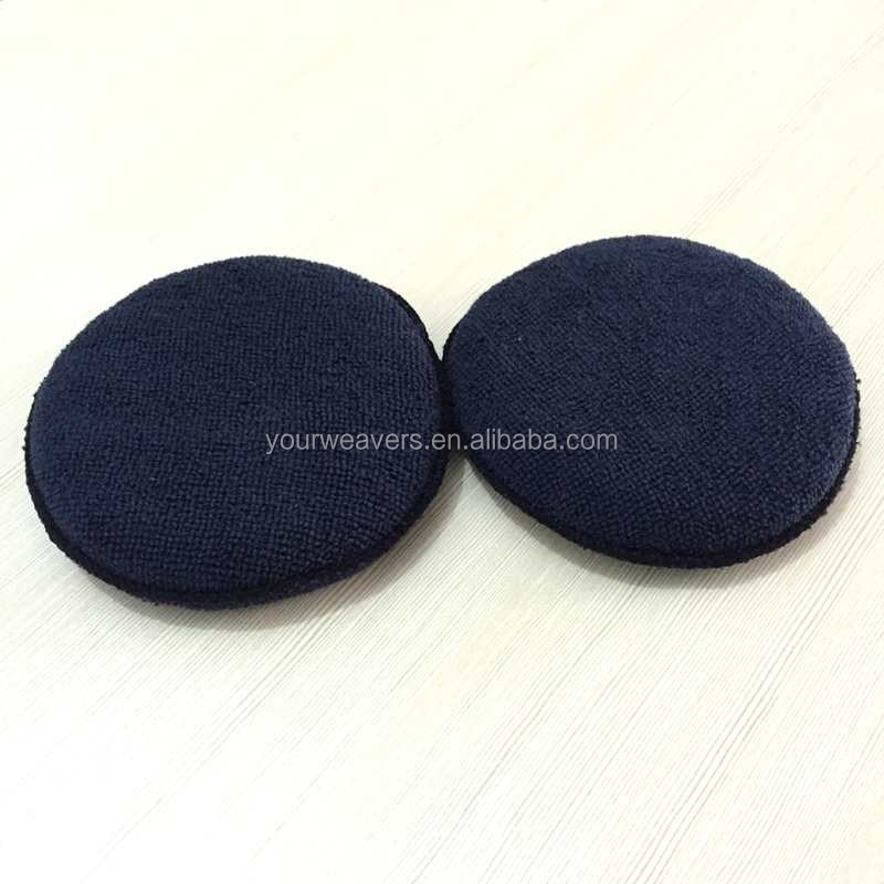 New Arrival Car Detailing Wax Applicator Pads Car Cleaning Pad