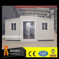 good heat canning Movable House container house luxury