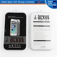 Wholesale price tempered glass screen guard for LG G Pro Lite D680 D682TR, for LG G Pro Lite screen protector film