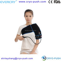 cryotherm cold and heat compression wrap - shoulder wrap