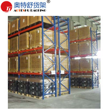 Heavy Duty Steel Selective Teardrop Warehouse Pallet Rack for sale
