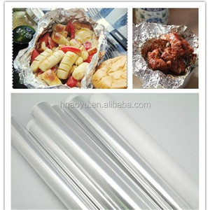 food grade household aluminium foil