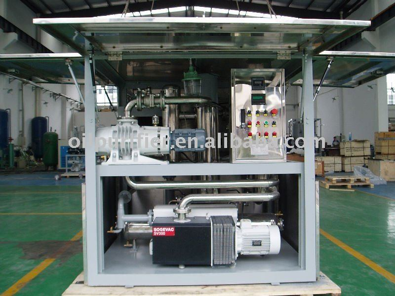 ZYD-R Series Vacuum Transformer Oil Regeneration,Oil Filtering,Oil Recycling machine