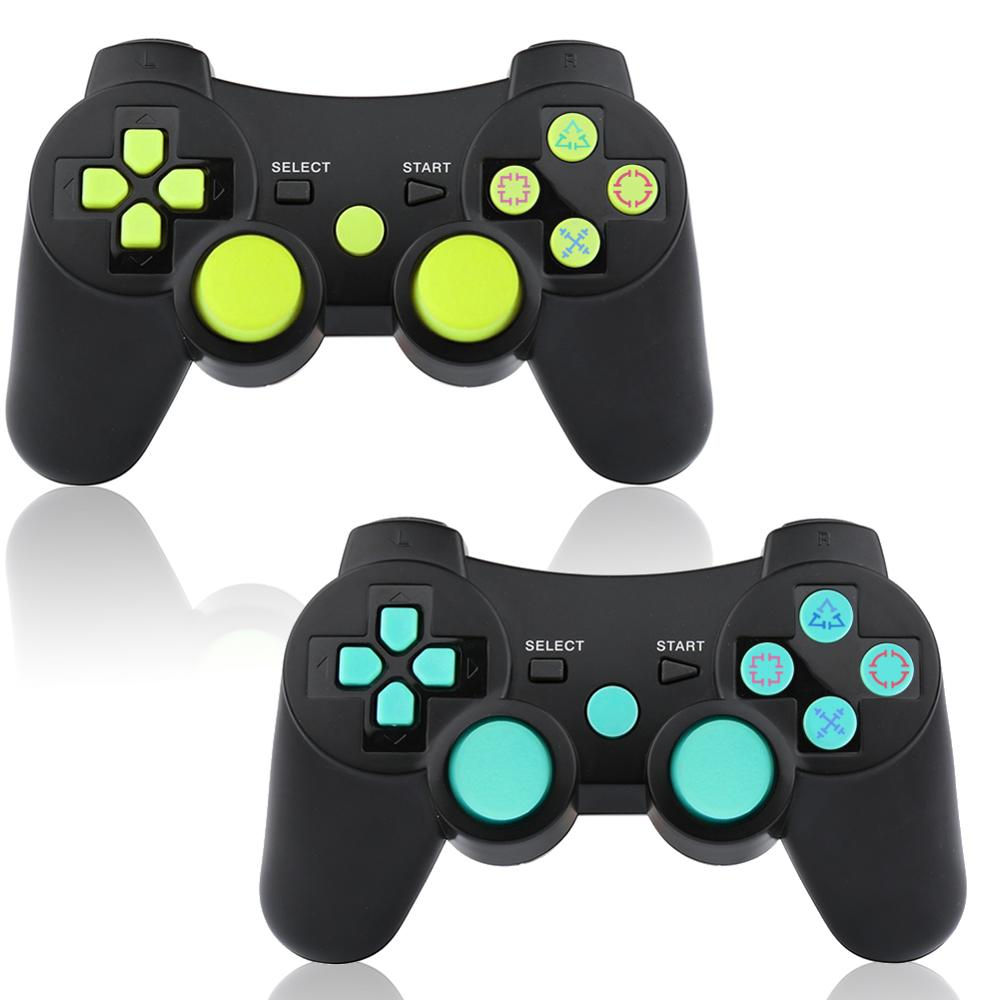 Wireless 2 Pack Joystick Game Controllerwith Usb Cable For ...