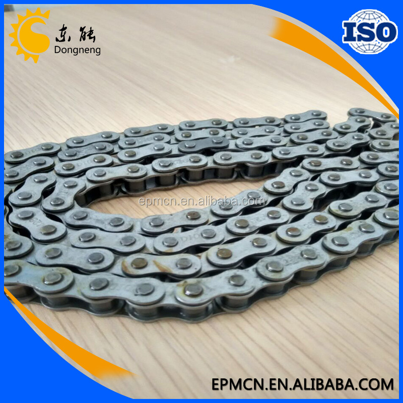 Stainless Steel Type 12B-2 Conveyor Chain with Attachment K1