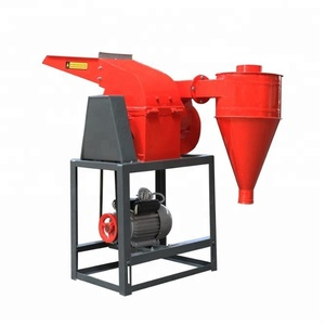DAWNAGRO Low Price Rice Maize Husk Hammer Flour Mill Pulverizer Plant