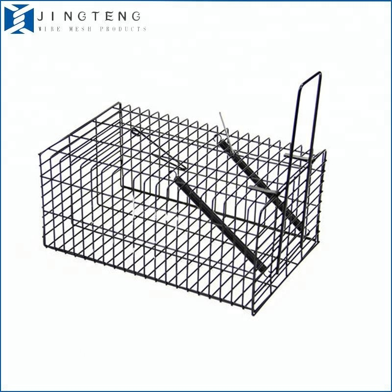 Anping Manufactory Supply 30*15*14 CM Wire Catch Mouse Rat Trap Cage