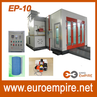 2016 hot sale new CE approved high quality spray booth panel/paint booth/auto painting oven