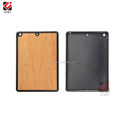 Wooden Wood Case for iPad Air, Natural Wood Cover for iPad Mini, 2018 Protective Wood Cover Case for iPad
