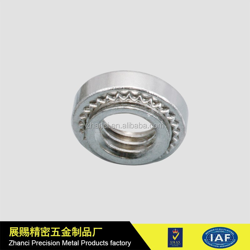 High quality CLS-M4-0 stainless fastener self-clinching nut for equipment cabinet