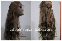 FULL LACE WIG BODY CURL VCTORIA PRINCESS STYLE INDIAN HAIR 22INCH LACE WIGS EXTRA LONG