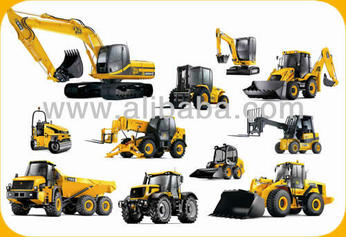 Machinery , Heavy Equipments and Construction Equipments