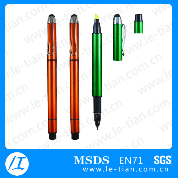 PB-116 multi function metal touch pen for promotional pen