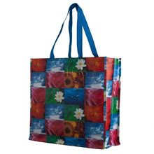 Attractive fashion hot selling pp woven bags printing ink