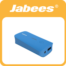 Jabees hot and new colorful power bank for samsung galaxy note 2 n7100