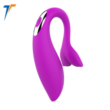 200mAH 10 speed Remoting silicone sex toys women
