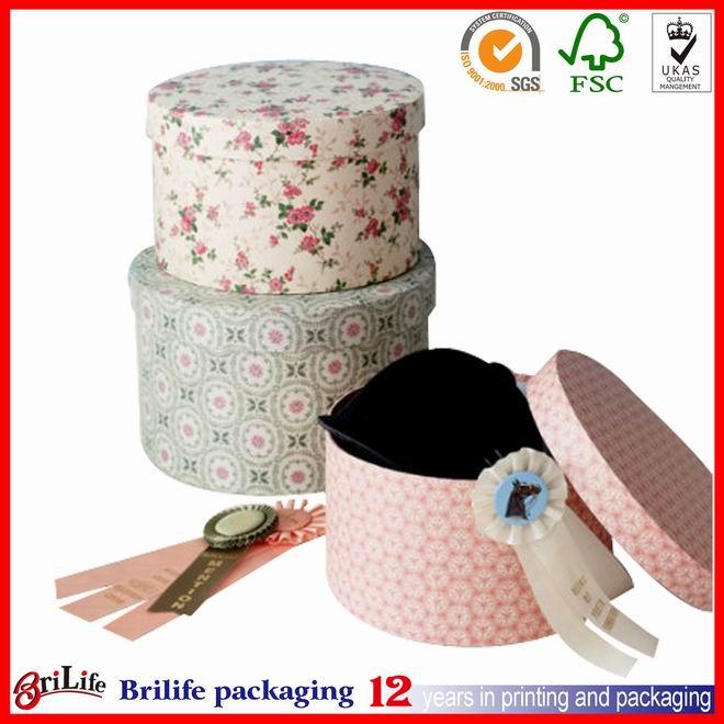 decorative hat boxes wholesale 2