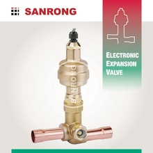 R134a Electronic Expansion Valve, Sporlan Thermal Expansion Valve R410A, ETS Electric Control Valve for Refrigeration