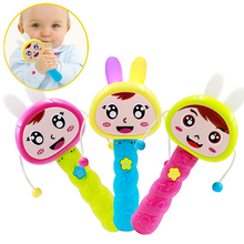 New style fashion children baby toy set rattle baby