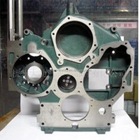 shacman F2000 truck parts timing gear housing