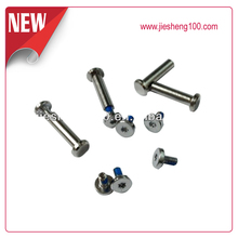 China Apple gold supplier's supplier stainless steel mini phone screw