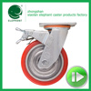 heavy duty castor wheels, double ball bearing heavy duty caster wheels