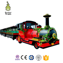 Used kids electric trackless shopping mall train for sale