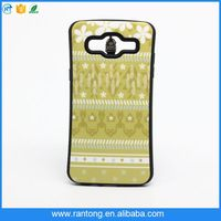 Factory Popular top sale tpu mobile phone case for galaxy fame for wholesale