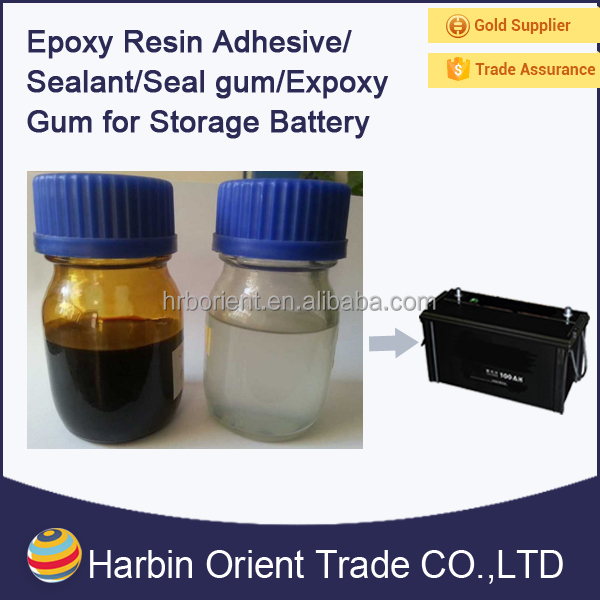 waterproof CW-M-108 epoxy sealant for lead acid storage Battery