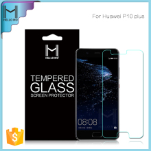 New model cheap price 9h tempered glass cell phone screen protector for huawei p10 plus