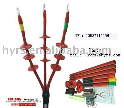 Heat Shrinkable cable accessories accessories