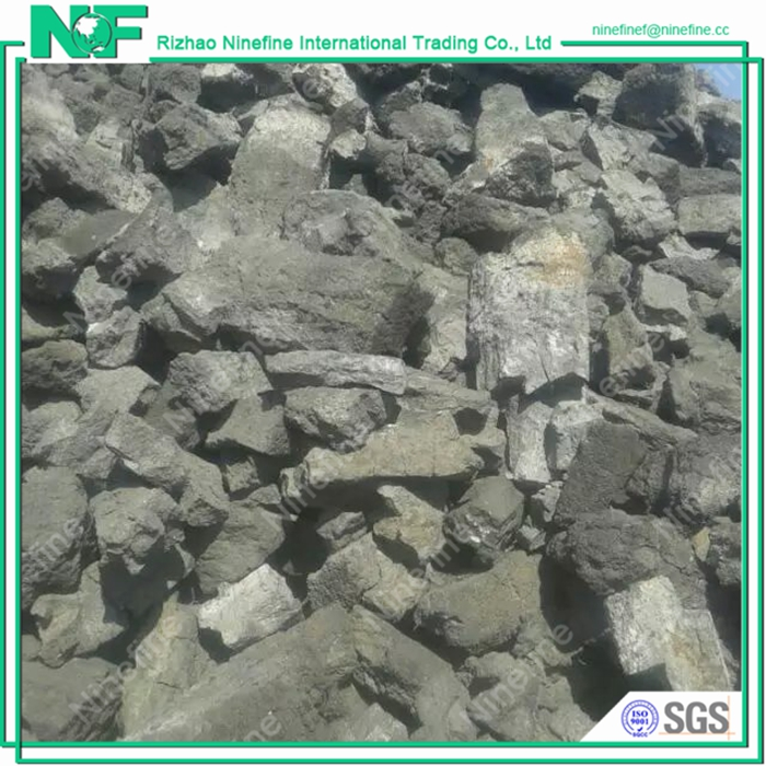 Ash 10-13% high quality foundry / casting coke for casting iron / copper scrap