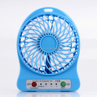 Newest Mini Fans High Power Rechargeable Portable USB Fans 3 Gears Modes desk cooling Cooler Ultrastrong Wind ventilator