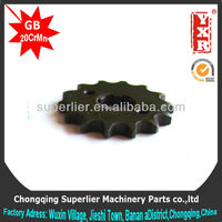 thailand zongshen best motorcycle chain,CG 150 KS sprockets motorcross,Boxer CT c45 sprocket
