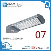 Excellent Public lighting 120W 135W LED Street Light with good heat dissipation