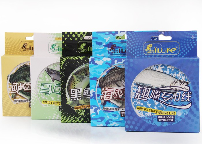 Cheap Super Strong Special Fishing Line 12 Strands Japan Fishing Line