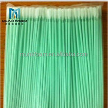 Factory directly sell Changzhou munkfoam cleanwipe tip esd safe swab foam swab cleanroom swab good price