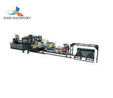 Ruian the best one JX-1000D-S two color/ Seven layer PP PS PE sheet extrusion machine