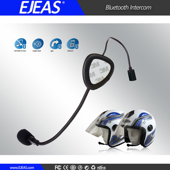 USB Connect Wireless Headphone Noise Cancelling For Motorcycle Bluetooth Headset
