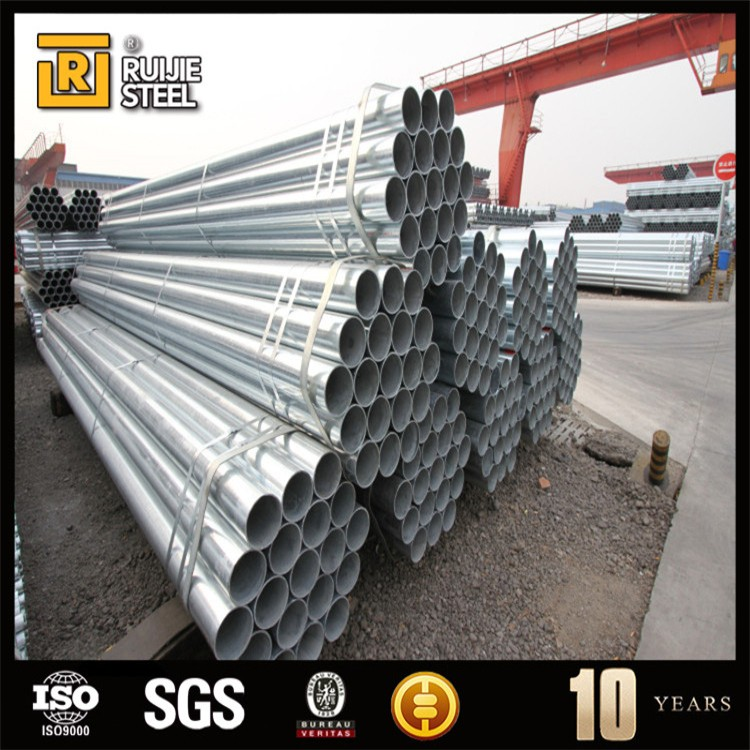 Quality assured GI Pipe/GI steel Pipe carpe epoxy coated cast iron pipe